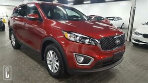 2017 Kia Sorento 2.4L AWD-ACCIDENT FREE-26KM