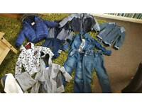 Boys clothes bunde 4-7 years old