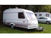 4 berth Musketeer Super for sale