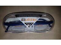 Adlens Adjustable Glasses