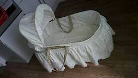 MOSES BASKETS £5 EACH