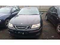 2005 SAAB 93, 2.2 TID, BREAKING FOR PARTS ONLY, POSTAGE AVAILABLE NATIONWIDE