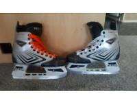 Ice hockey boots size 42