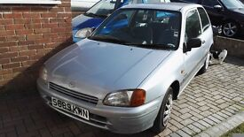 Toyota Starlet Salida For Sale