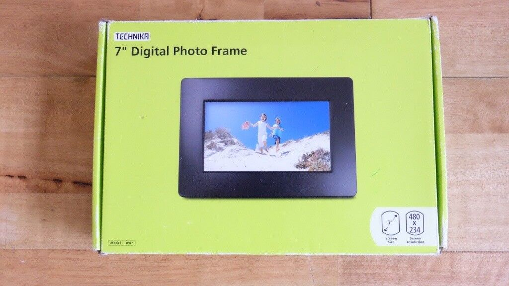 Technika 7 inch Digital Photo Frame   in Cambridge, Cambridgeshire ...