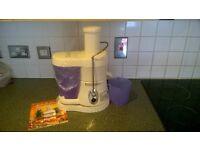 5* Jack La Lanne Power Juicer - excellent condition at this bargain price