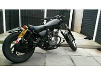 125cc bobber swap why