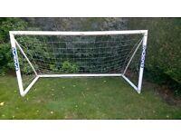 Samba Large Goal Post and Net 9 x 4 (approx)