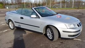 SAAB 9-3 1.9TiD FULL SERVICE HISTORY STAMPD,CLEAN GREY LEATHERS,FULL ELECTRIC'S,PERFECT HOOD!