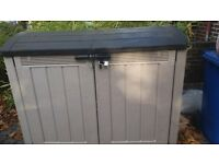 Bike shed for sale