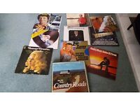 Country and western lps