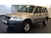 2001 51 HONDA CR-V 2.0 LS WEST 1 5d 145 BHP, ONE OWNER FROM NEW, MOT SEP 2017, FULL SERVICE RECORD