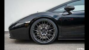 "Vorsteiner Flow Forged 20"" Wheels Lamborghini Gallardo / Huracan  ***WHEELSCO***"