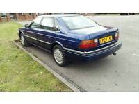 11 Months mot 18 service stamps 1 owner classic rover sterling bargain quick sale cheap v6 honda
