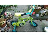 Scooby Doo Bicycle