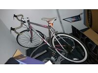 BARGAIN - GREAT RALEIGH PURSUIT ROAD/RACING BIKE - GREAT CONDITION