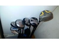 Golf clubs £50 ono (CENTRAL LONDON)