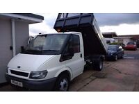 Ford Transit MWB Tipper, New Service & Clean Example