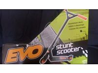 EVO Stunt Scooter, Brand New, Still Boxed suitable for 8+