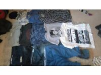 Men clothes size xl-xxl