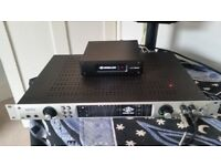 Universal Audio Apollo Quad Thunderbolt + Octa Satellite + >£4K plugins