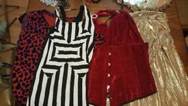Women's clothing size 10-22 and size 39 shoes