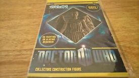 Doctor Who Buildable Weeping Angel (free Postage)