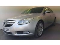 2009 | Vauxhall Insignia 1.8 | Manual | Petrol | LOW MILEAGE | HALF LEATHER | Full Service History