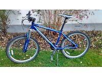 muddy fox mountain bike in good condition