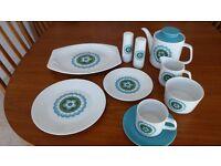 J & G Meakin Studi china. Capri design. 28 pieces, used for sale  London