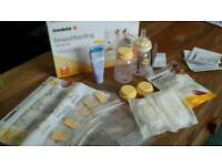 Breastfeeding kit