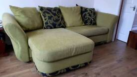 Dfs sofa & armshair, 3 to 4 seater sofa & armchair, chez lounge sofa, corner sofa, 2 piece suite