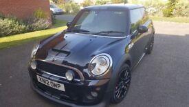 2012 (12plate) Mini John Cooper Works top spec