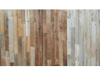 Reclaimed barn wood cladding, panelling, rustic and antique wood