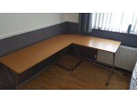 Corner Desk - Computer or Workstation
