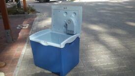 Car refridgerator or warmer. Lighter plug