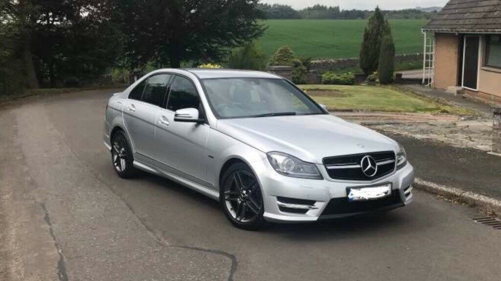 2011 Mercedes C Class AMG Sport Edition Auto