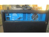 ***Sold pending collection*** Ashdown Electric Blue Bass Amp