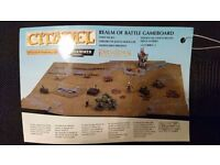 New game board