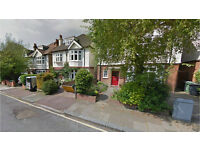 Lewisham SE13. Large, Light & Contemporary 6 Bed 2 Bath Furnished House with Garden and Parking