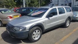 VOLVO V70 AUTOMATIC CROSS COUNTRY ESTATE , DRIVES SUPERB !! WARRANTY £1695