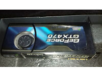 ASUS GEFORCE GTX470