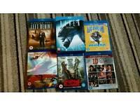 Blu ray selection