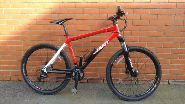 Giant XTC mountain bike (fully rebuilt) | in Jarrow, Tyne and Wear | Gumtree