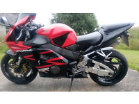 honda fireblade 954 good condition