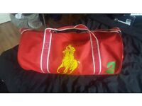 MENS RED RALPH LAUREN LIMITED EDITION GYM BAG