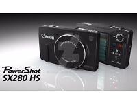 Samsung Powershot SX280 HS - As New in Box **DIGIC 6 Processor**