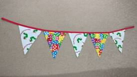 Very hungry caterpillar bunting