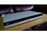 LG HDD/DVD Recorder +80GB HDD (no remote)