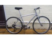 MEN'S RIDGEBACK ADVENTURE SL 520 HYBRID BIKE